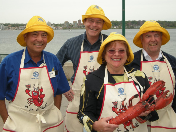 Lobster Crew
